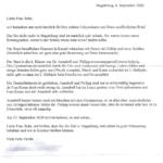 Annagele kam in der ersten oder Klasse zu mir. Sie sollte recht bald lesen und schreiben können und hatte noch deutliche Probleme, die Laute zu erkennen und den Buchstaben zuzuordnen. Annabell wurde eine gute Schreiberin und nahm auch an Lesewettbewerben teil. Sie hat schon lange keine LRS mehr. Die LRS Therapie bei Angela Rohr hat ihr sehr geholfen.