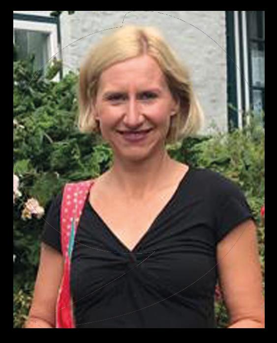 Angela Rohr, Sprachwissenschaftlerin und LRS Therapeutin seit 2001